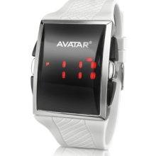 Zoppini Designer Men's Watches, Avatar - Square Digital Watch
