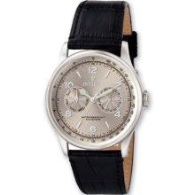 Invicta Mens Invicta Vintage Classic Silver-Tone Dial Watch XWA3196
