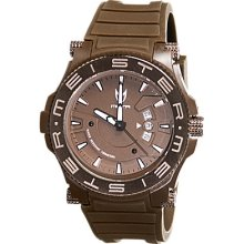 Meister Prodigy Watch (Brown / Gold) Size OneSize