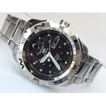 Seiko 5 Sports Mens Automatic Submariner Watch Snzj05j1. Made In Japan