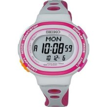 Seiko Super Runners Stbf005 Ladies Watch