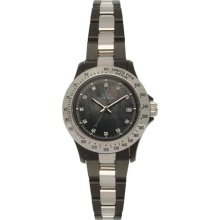 Toy Watch Heavy Metal Plasteramic Mini Silver Black 21207-SL ...