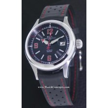 Ball Fireman wrist watches: Fireman Racer Black And Red nm2088c-pj-bkr