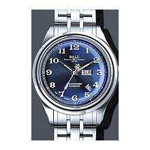 Ball Trainmaster wrist watches: Cleveland Express W/ Bracelet nm1058d-