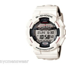 Casio G-shock Gls100-7 G-lide Gshock Limited Edition Watch - Gls-100-7cr , White
