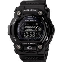 Casio G-shock Gw-7900b-1jf Tough Solar Radio Wave Men`s Watch