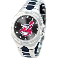 Game Time Victory - Mlb - Cleveland Indians Black F34436
