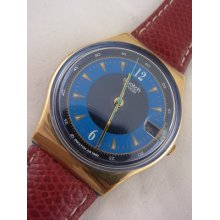 Gx410 Swatch 1993 Bachelor Date Classic Authentic