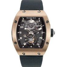 Richard Mille Unisex RM 002 Black Dial Watch RM002-V2-RG