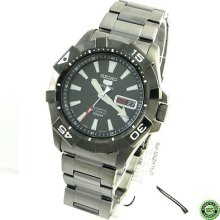 Seiko Men Japan 5 Sports 7s36 Sport Watch +warranty Snzh15 Snzh15j1
