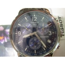 Tissot Swiss Men's Watch Chrono Sapphire All Ssb Prc200 Original Edition