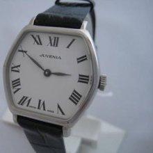 Vintage Swiss Made Special Rare Juvenia Womens Watch 1960's