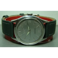 Vintage Tissot Seastar Winding Swiss 4688903 Mens Gray Dial Steel Fig Used Watch