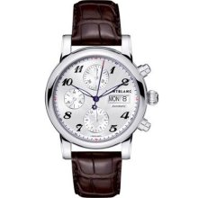 106466 MONT BLANC Star Chronograph Men Watch