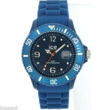 Ice Watch Swdbus11 Deep Blue Winter Collection Men's Watch Fast Ship