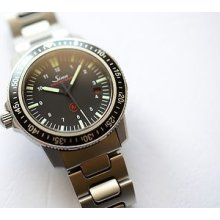 Sinn Ezm3 Automatic Watch - Used Made In Germany