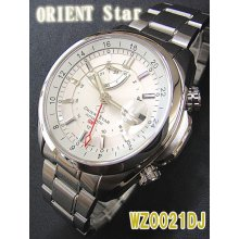 WZ0021DJ Orient Japanese watches STAR Automatic GMT Watch Classic Sta