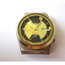 Bad Condition Citizen 21 Jewels Automatic For Parts''''serialnr31052605