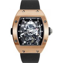 Richard Mille Unisex RM 003 Black Dial Watch RM003-V2-RG