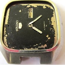 Seiko 7009-5220 Automatic For Parts Serial Number: 130835