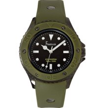 Watch Freelook Aquamarina Man Woman Submarine 100 M Ha9035b-2 Usa Worldwide