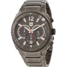 Andrew Marc Mens A21202TP Heritage Scuba 3 Hand Chronograph