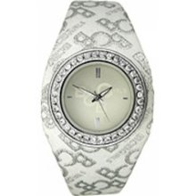 BCBGeneration Collection Silver-Tone Dial Women's Watch