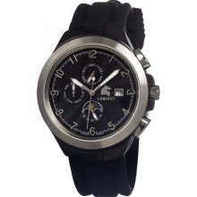 Carucci Ca2135bk Triest Mens Watch