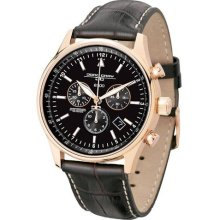Jorg Gray Mens Limited Edition Commemorative Chronograph Stainles ...