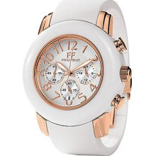 Ladies' Urban Spin Rose Gold Chronograph Watch