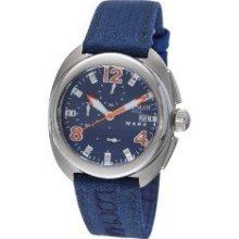 Locman Men's 133bl Mare Collection Titanium Watch
