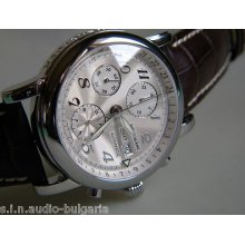 Montblanc Star Chronograph Gmt - 4810 Ref: 7067