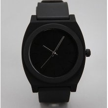 Nixon Time Teller P Watch: Black One Size Mens Watches