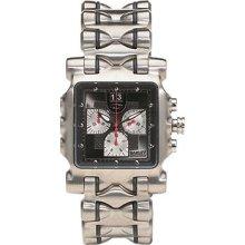 Oakley Oakley Minute Machine Titanium Bracelet Edition Chronograph Watches : One Size