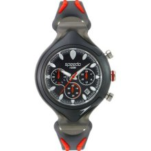 Speedo Men's Analogue Chronograph Swim Watch Sd55160 Rrp £79.95