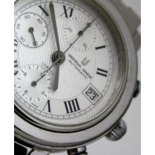Universal Geneve Compax Chronograph Watch Ref 698.400.