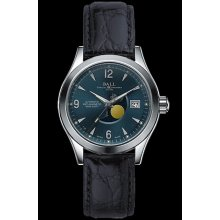 Ball Engineer I I wrist watches: Eng. I I Ohio Moonphase Blue nm2082c-