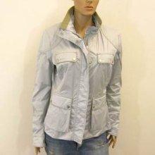 Belstaff Jacket Trench Sz.42 Make Offer 720319 Grey Woman