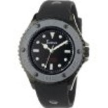 Freelook Men's HA9035B-3 Aquajelly Black with Black Dial and