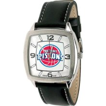 Game Time Official Team Colors. Nba-Ret-Det Nba Men'S Nba-Ret-Det Retro Series Detroit Pistons Watch