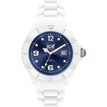 Ice-Watch Ice-White - Black-white Small Women's watch #SI.BW.S.S.10