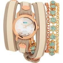 La Mer St Tropez Aqua Analog Watches : One Size