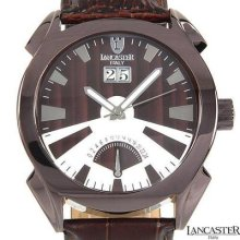 Lancaster Ola0346br Men's Watch Brown/brown