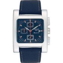 Locman Quadrato Sport Series Watch 428-bl-4lsb