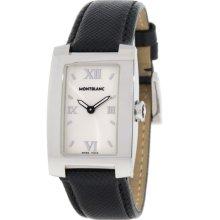 Montblanc Profile 7077-pl434992 Swiss Stainless Steel Quartz Ladie's Watch