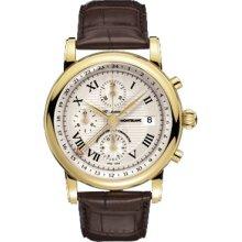 Montblanc Star Chronograph GMT Automatic Men's 102345