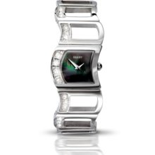 Seksy Model 4009.37 Ladies Analogue Made With Swarovski Crystal Bracelet Watch
