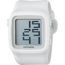 VR002150 Converse Unisex Scoreboard Icon White Digital Watch