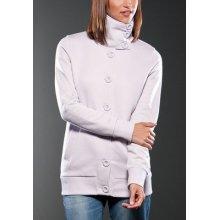 Womens Oakley Warm 'n Dry Hoodie Fleece Jacket Marine Blue Pale Purple Xs-l