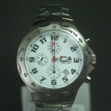 Authentic Fila Watch Chrono (fa0795-33)